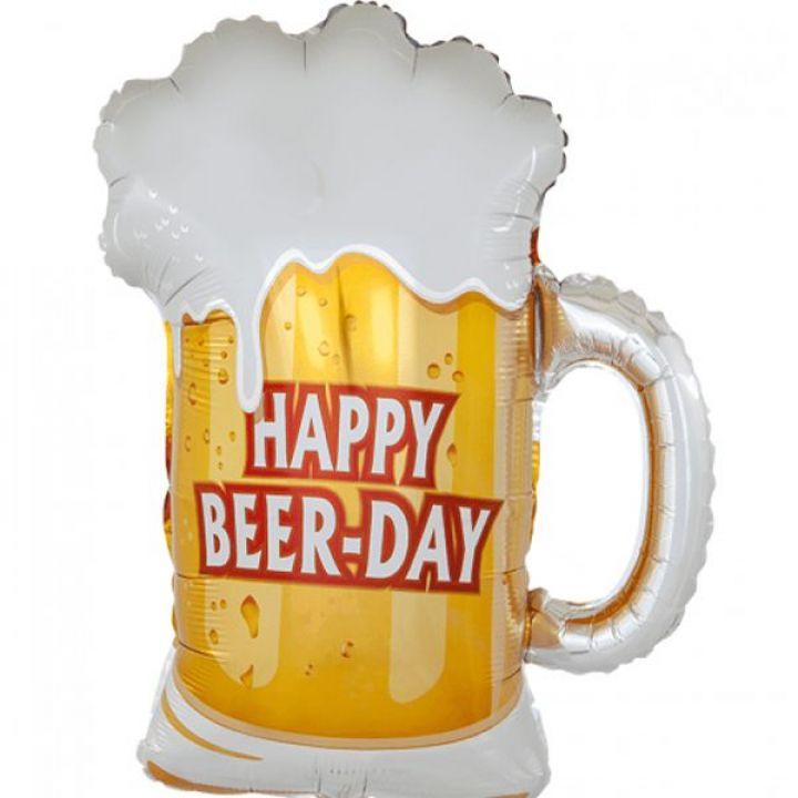Кружка пива Happy Beer-Day