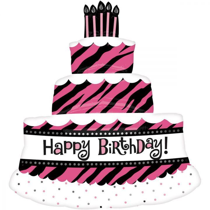 Торт Happy Birhday