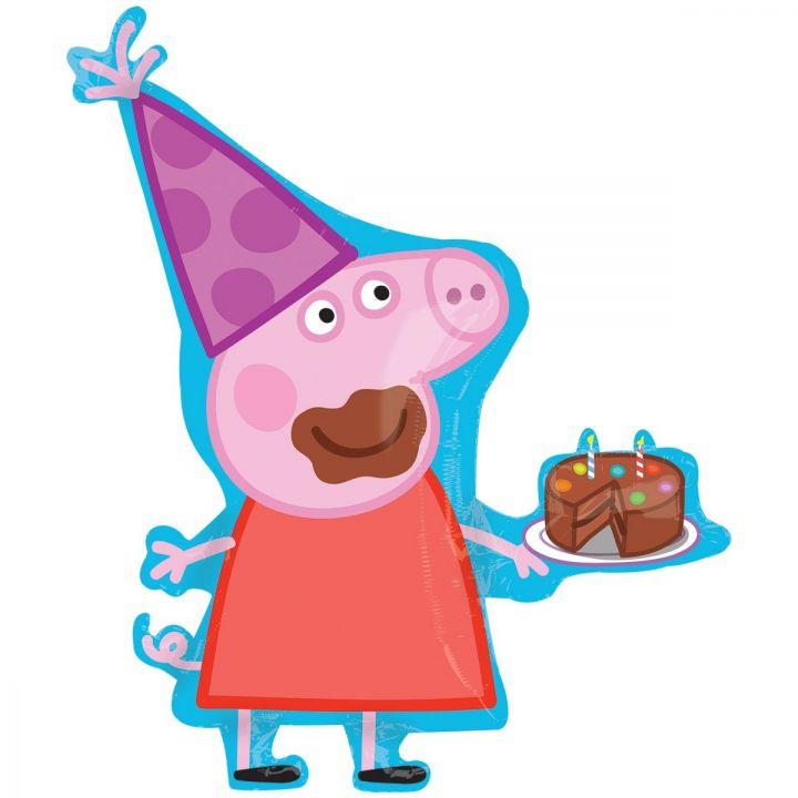 Пеппа с тортиком