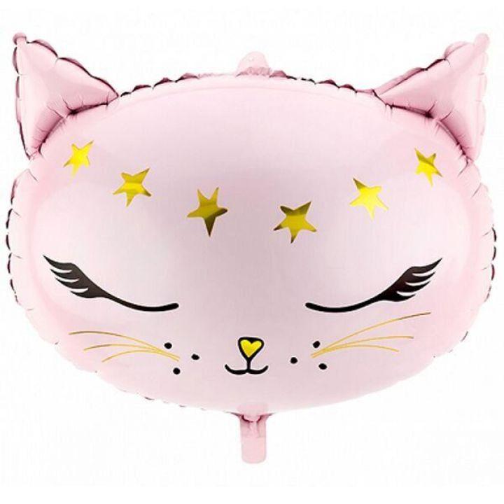 Кошечка со звёздами