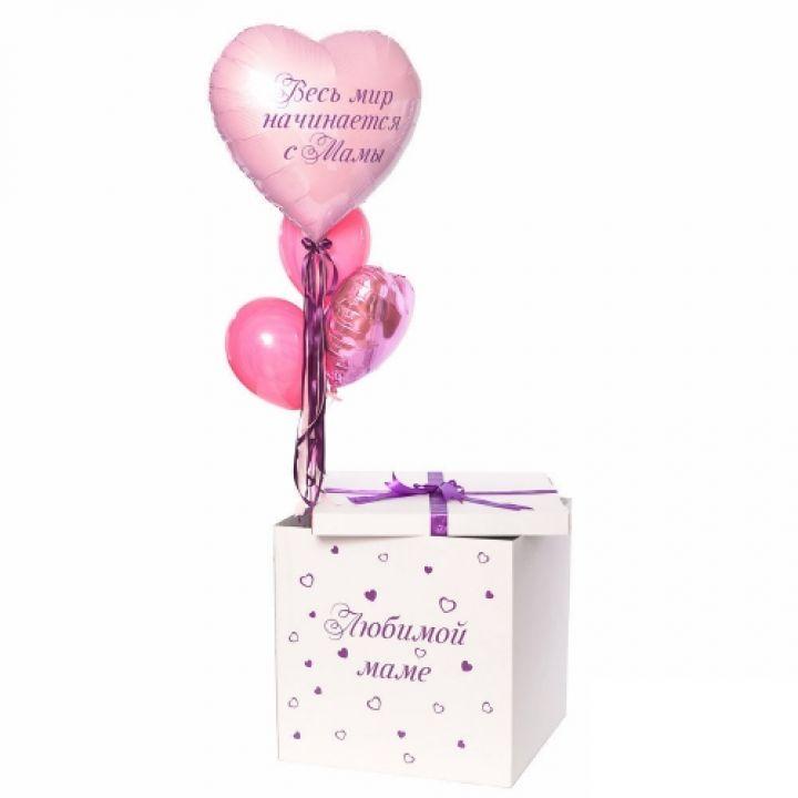 "Коробка сюрприз ""Любимой маме"""