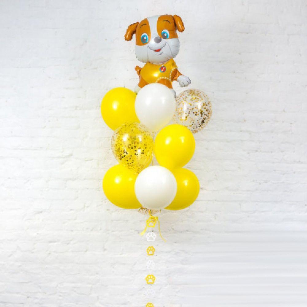 Воздушные шарики на детский праздник Крепыш