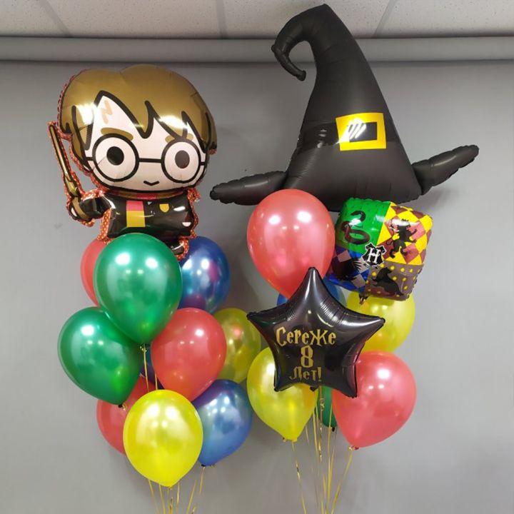 """Комплект шаров из двух фонтанов """"Гарри Поттер"""""""