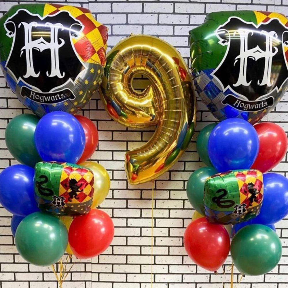 Комплект из 2 связок шаров Гарри Поттер
