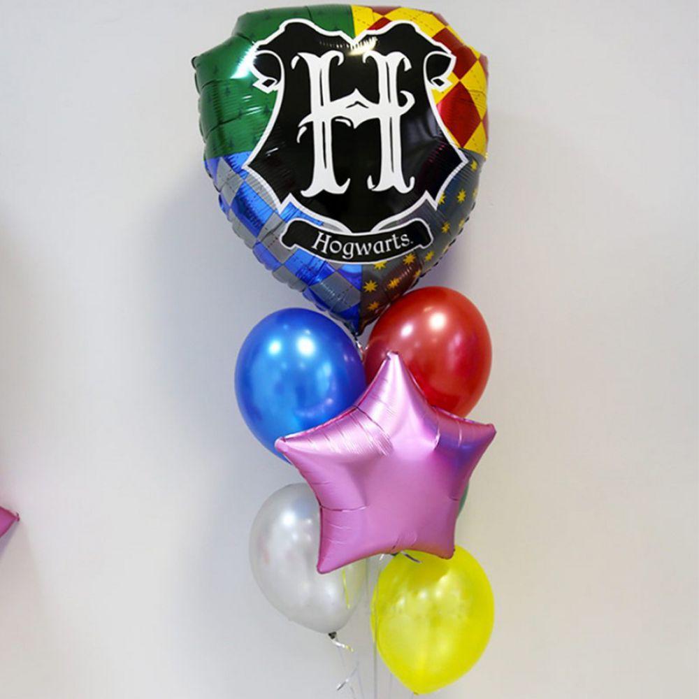 Связка из 7 шариков Гарри Поттер