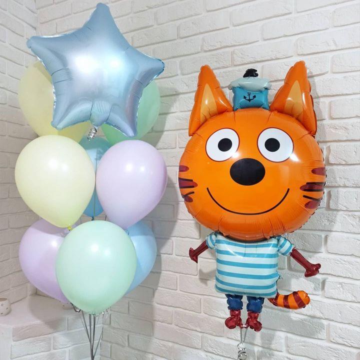 Коржик-Три Кота для мальчика
