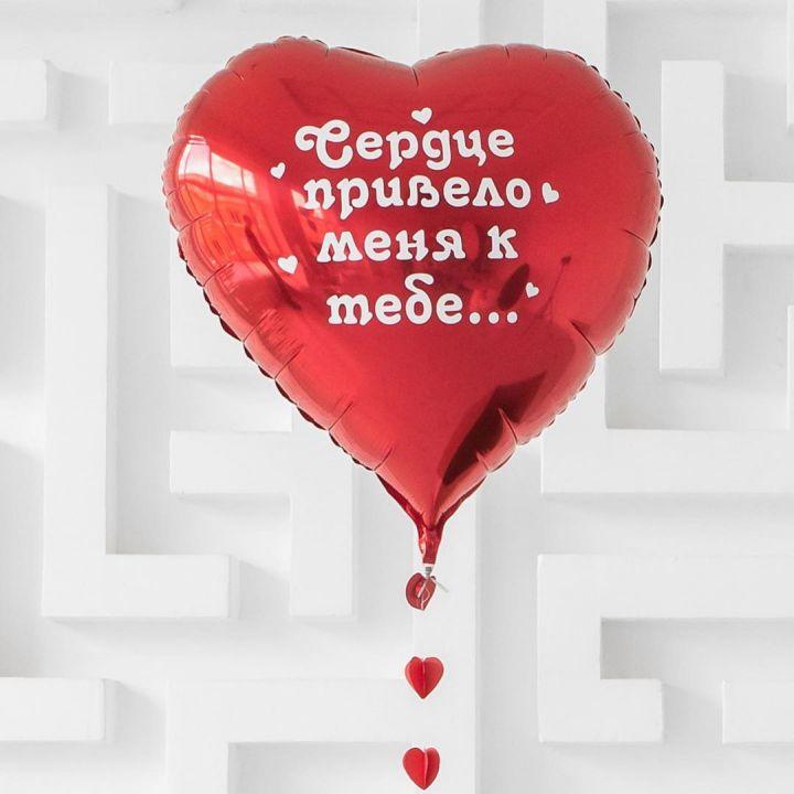Сердце привело меня к тебе