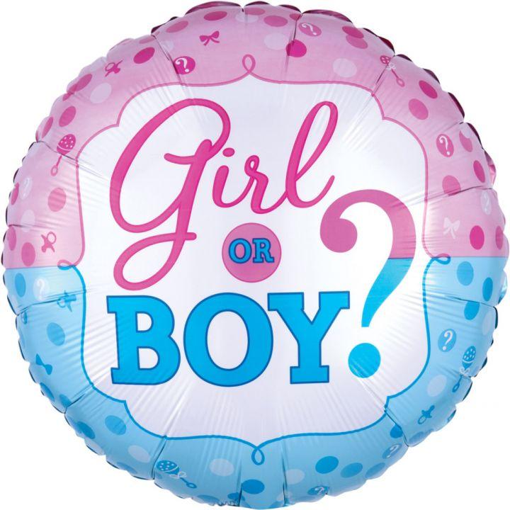 Круг Boy Or Girl