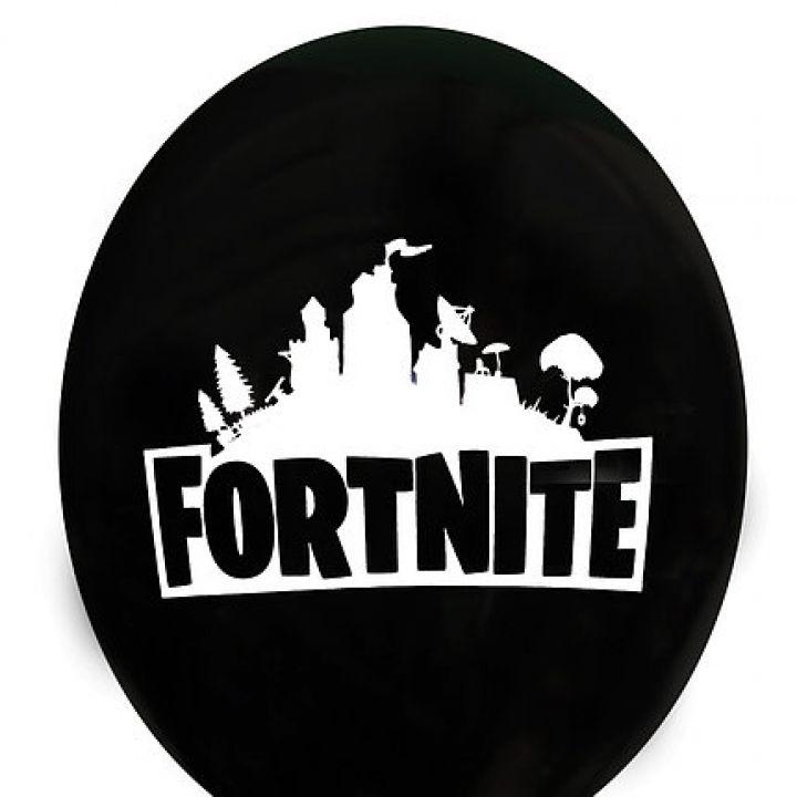 Fortnite чёрный
