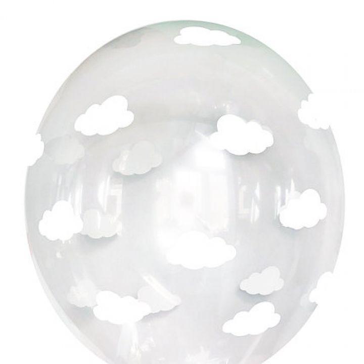 Облака на прозрачном