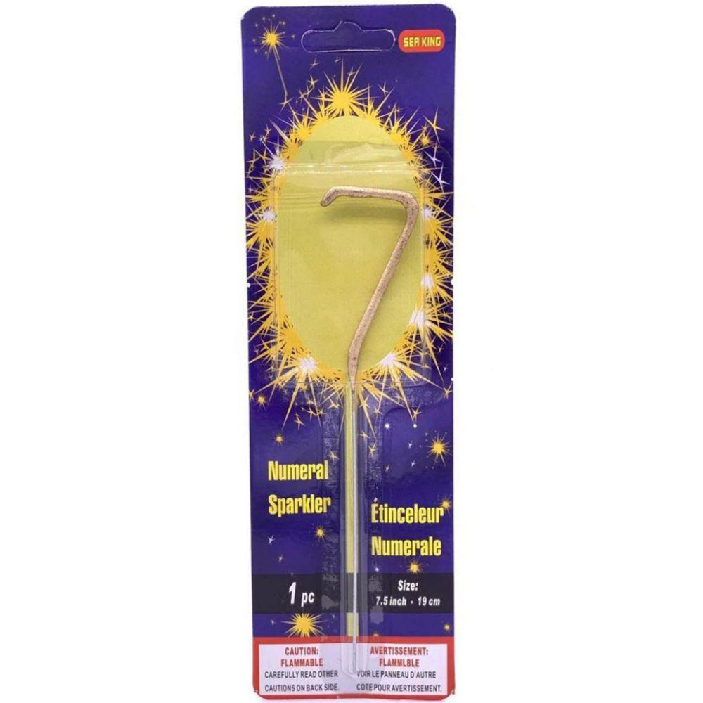 Бенгальская свеча 7золотая