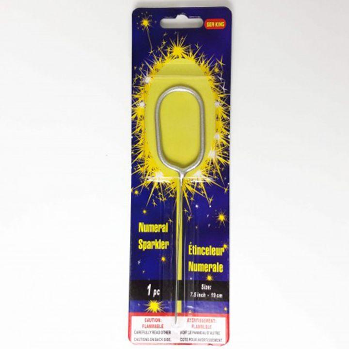 Бенгальская свеча 0 серебро