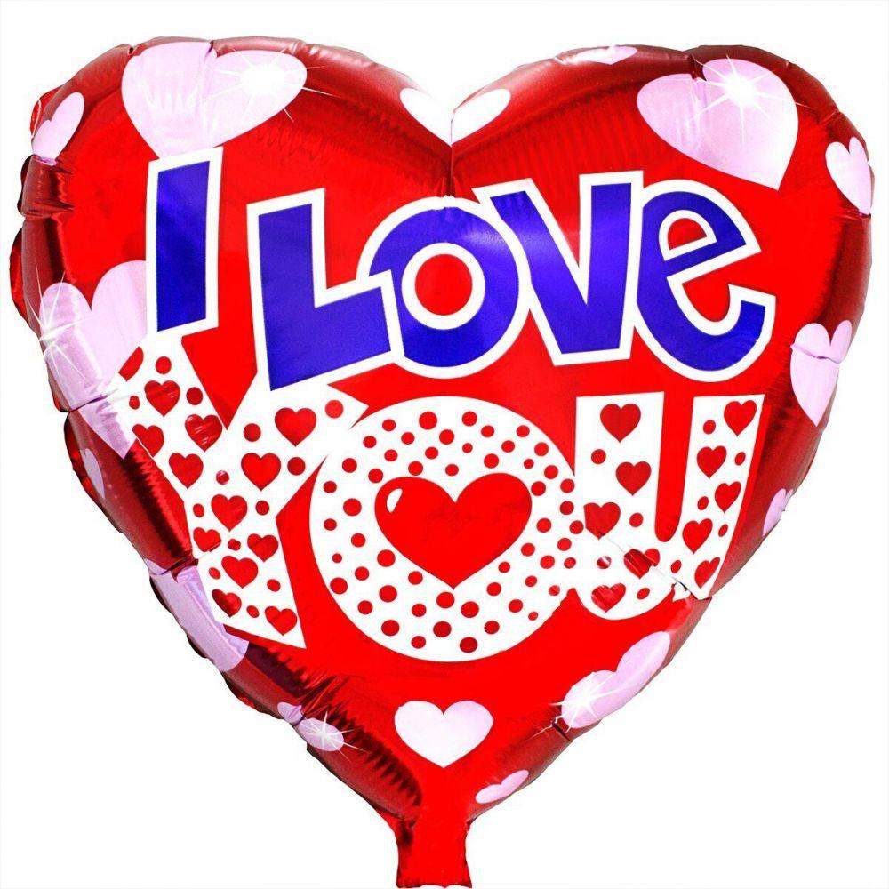 Cедце I love you