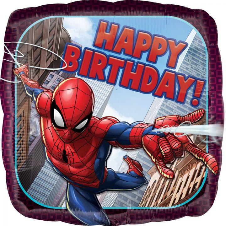 Спайдермен | Человек Паук Happy Birthday