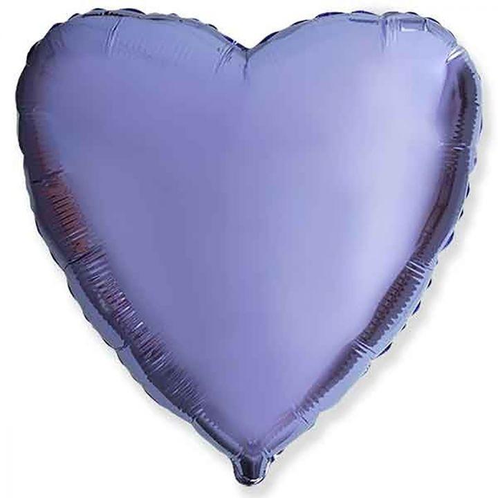 Сердце лиловое