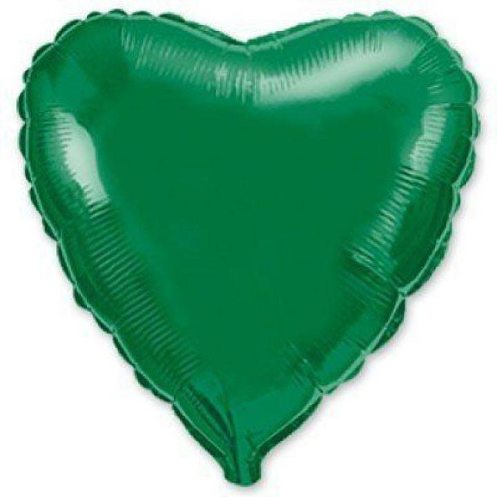 Сердце зелёное