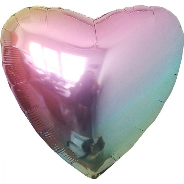 Сердце омбре жемчуг