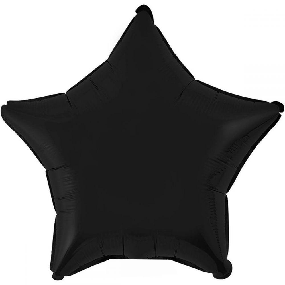Звезда чёрная