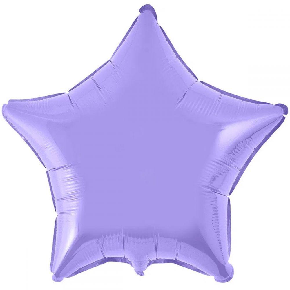 Звезда лиловая